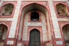 Humayun tomb - stock photo