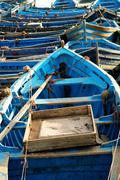 Port of essaouira - stock photo