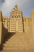 Djenné: African City of Mud Stock Photos