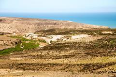 Moroccan landscape Stock Photos