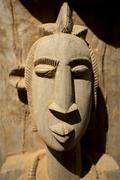 African Mask & artwork Stock Photos