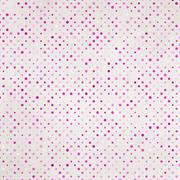 Polka dot grungy pattern. And also includes EPS 8 Stock Illustration