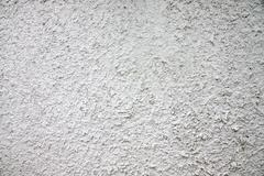 uneven of concrete surfaces. - stock photo