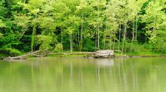 Stock Photo of Cumberland River