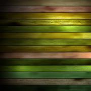 Modify wood pattern : decoration wall. - stock illustration