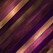 Abstract wood with focus on wood's grain Stock Illustration