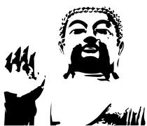 Buddha Stock Illustration