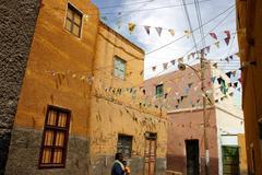 City of aswan - stock photo