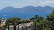 Stock Video Footage of french riviera, cannes, seascape