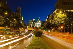 Madrid Stock Photos