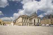 Stock Photo of The Palace of Versailles