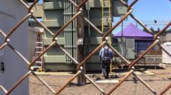 Municipal Utility Work Stock Footage