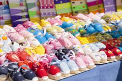 Sandal small - stock photo