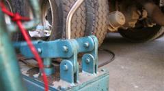 Car Maintenance Stock Footage