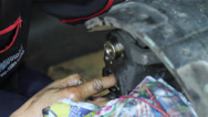 Stock Video Footage of Car Maintenance