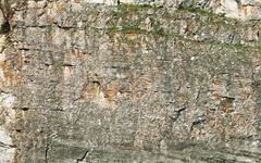 Rock fragment Stock Photos