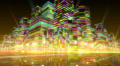 Neon Light City F2Aa4 4k Footage