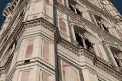 Campanile di Giotto (Florence) - stock photo