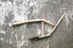 Stock Photo of Agricultural tools