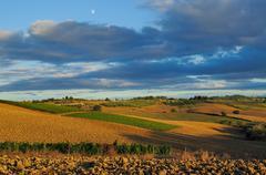 Chianti Landscape Stock Photos