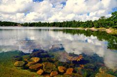Swedish Archipelago - stock photo