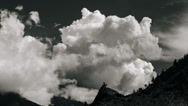 Stock Video Footage of HD: Timelapse of monsson clouds over himalaya.