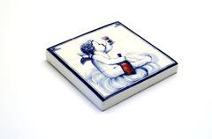 azulejo - stock photo