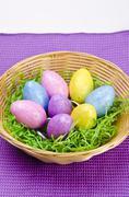 Easter egg - stock photo