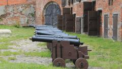 Wisloujscie Fortress, Gdansk, Poland 5 Stock Footage