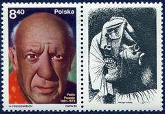 Pablo Picasso - stock photo