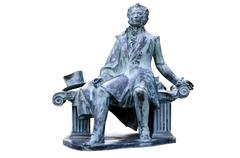 Alexander pushkin Stock Photos