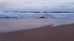 4K Beach Sea Landscape Stock Footage