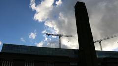 Tate Modern Stock Footage