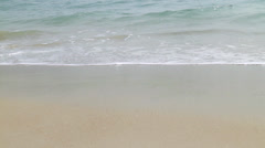 Sea beach Stock Footage