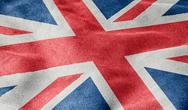 Stock Illustration of flag of great britain