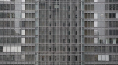 Office building in Tokyo, Japan Stock Footage