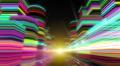 Neon Light City F1Ba4 4k Footage
