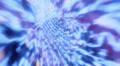 Wormhole turbulent flight through space warp speed dimension Footage