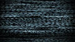 Tv Noise Stock Footage