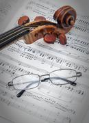 Musiikki tauko Kuvituskuvat