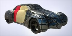 Generic model of car Stock Illustration