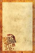 American Indian traditional patterns Stock Illustration