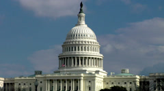 Capitol Building - stock footage