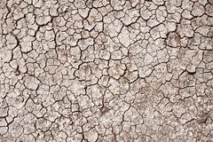cracked ground background. natural drought theme. badlands national park, sd, - stock photo