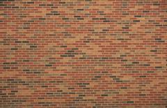 Bricks wall background - colorful wall bricks texture Stock Illustration