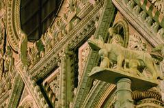 Stock Photo of Duomo di Siena