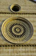 Architecture Detail of Assisi in Umbria - stock photo