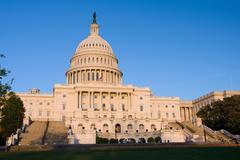 Stock Photo of US Capitol