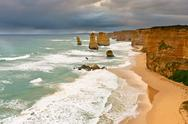 Stock Photo of Twelve Apostles