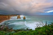 Stock Photo of Twelve Apostles, Great Ocean Road